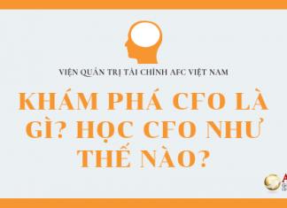 CFO là gì?
